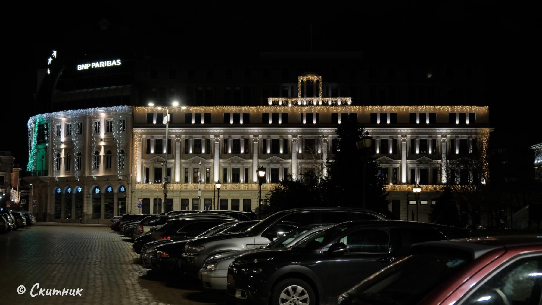 Хотел България по Коледа