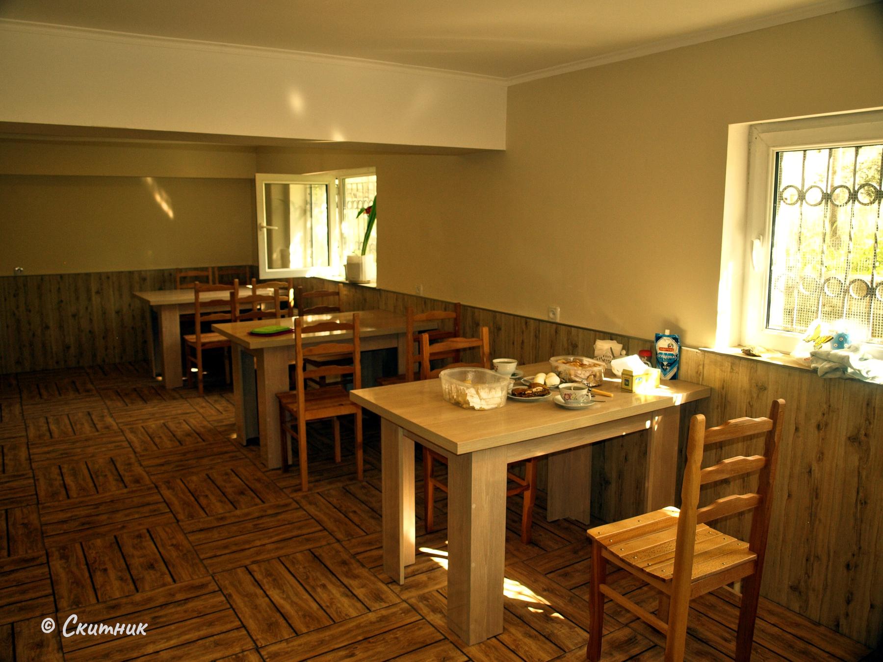 Кутаиси - столовата