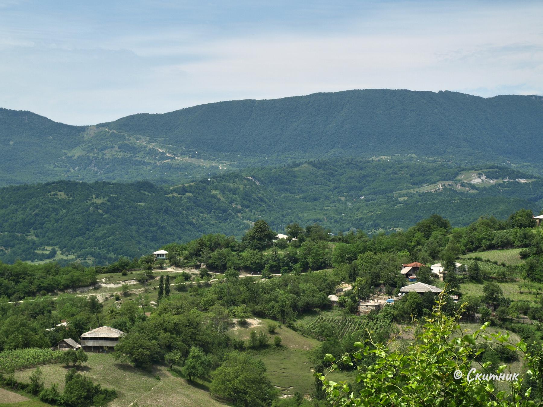 В Грузия