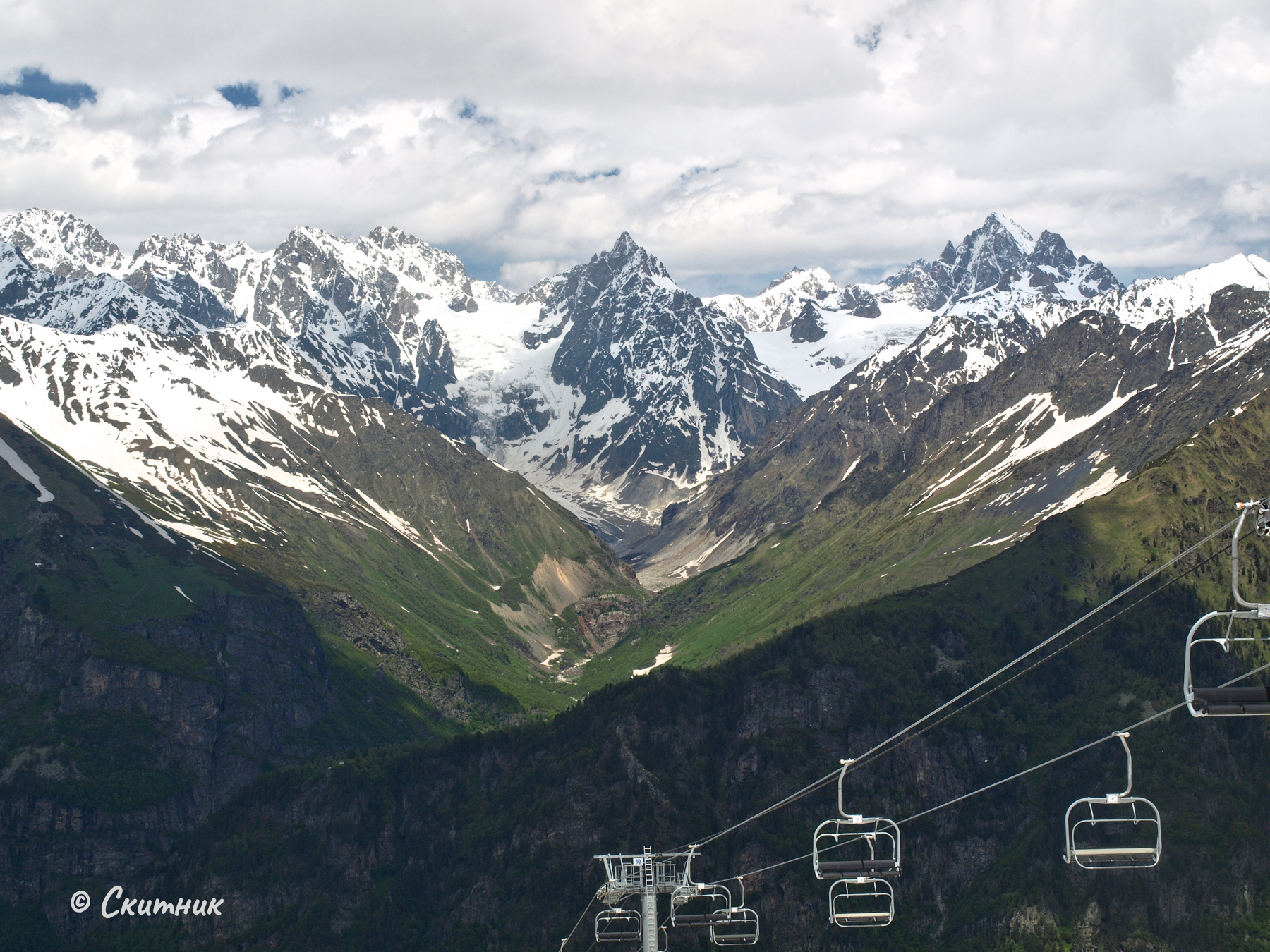 Ски курорт Тетнулди