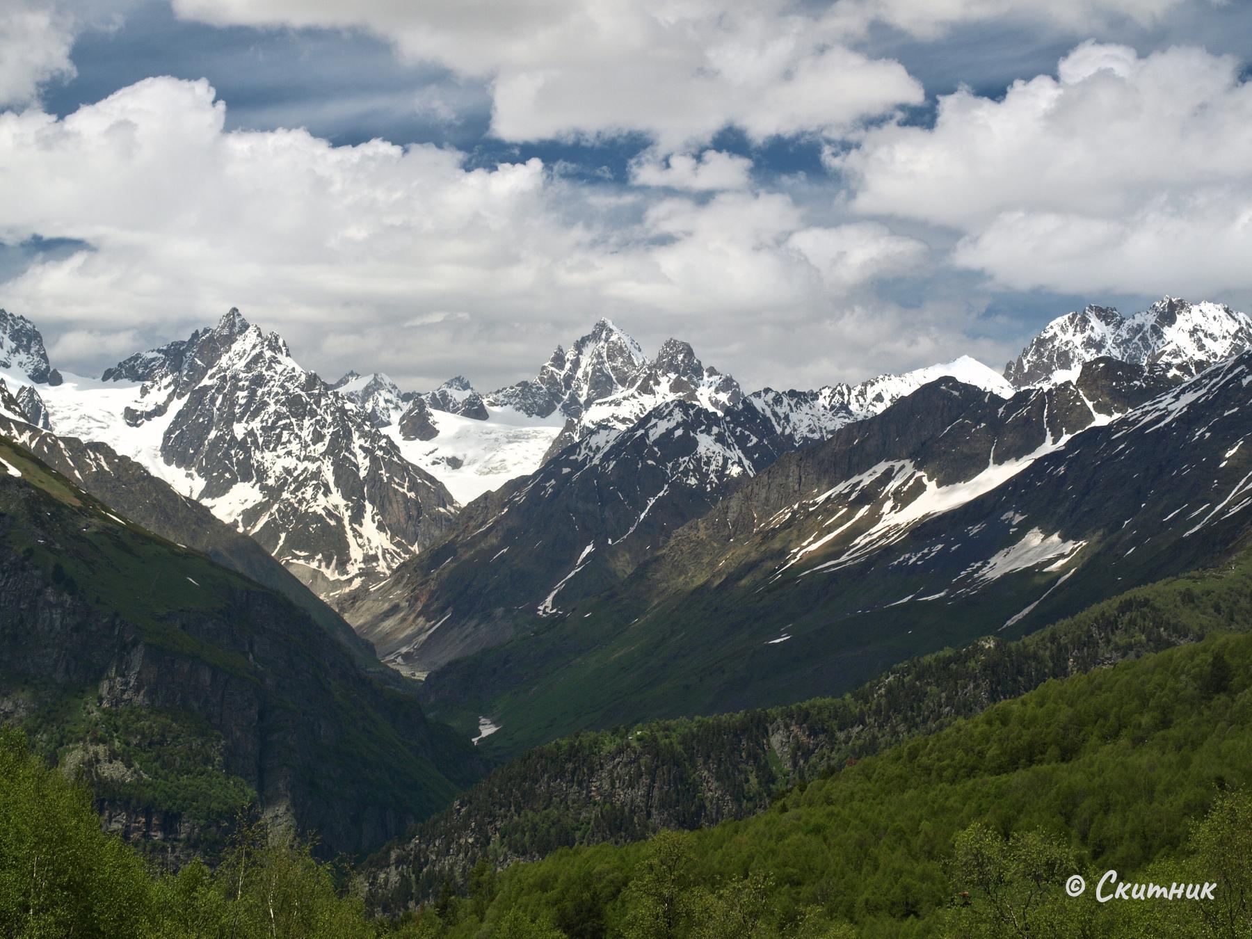 Горно Сванети