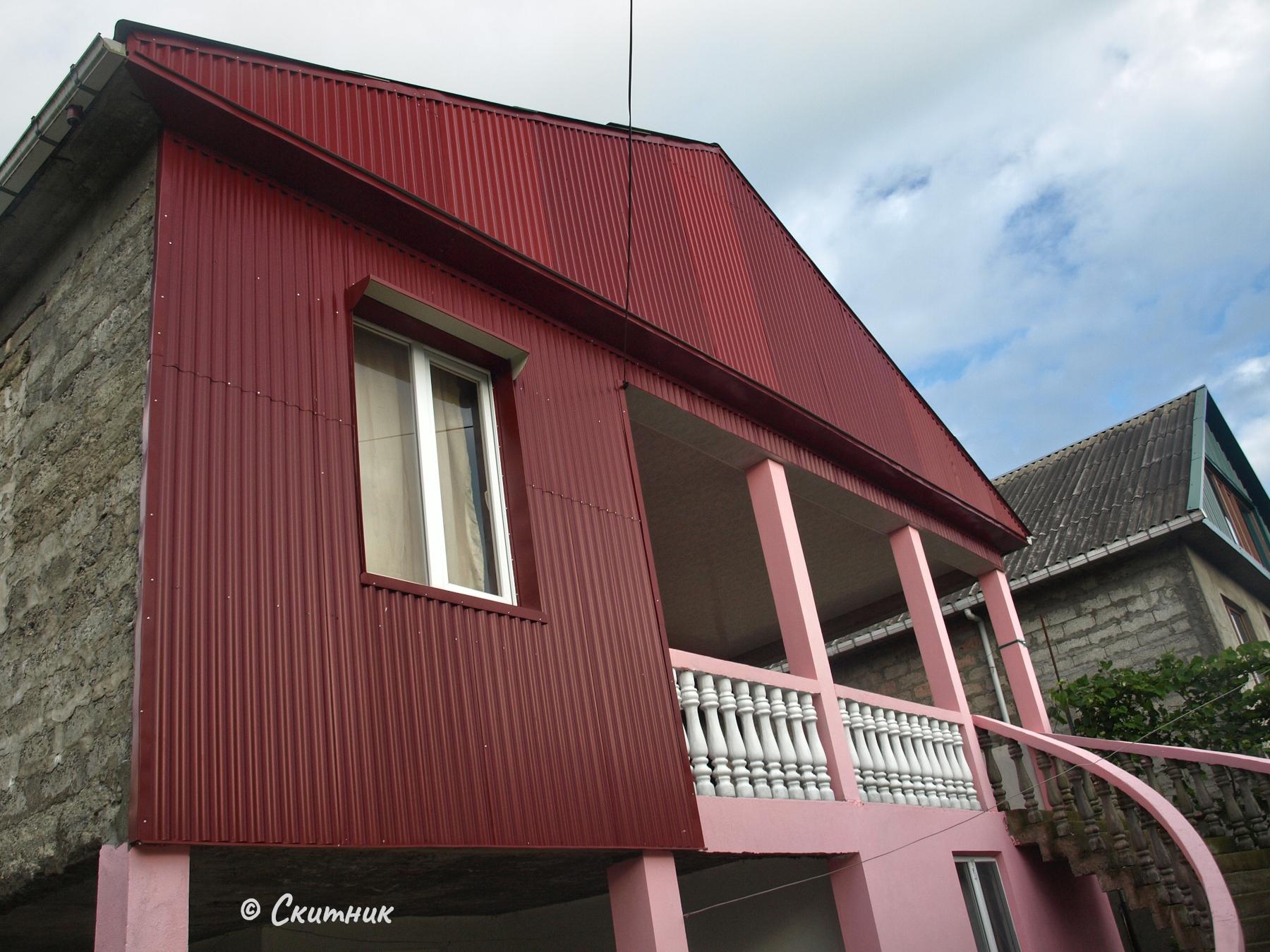 къща з агости Gia Кобулети