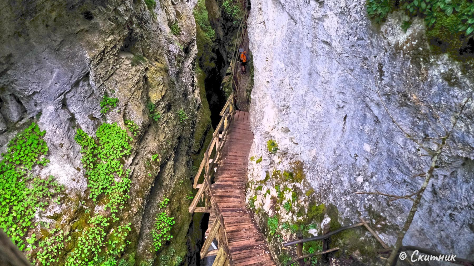 Дяволският мост - Борино