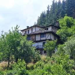 Родопското село Върбово